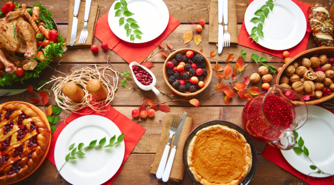 Best Office Thanksgiving Party Ideas