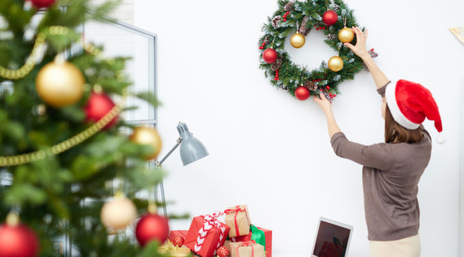 Decorating Your Office for Christmas