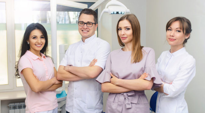 How To Build an Efficient Dental Team
